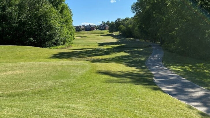 Skybrook Golf Club Hole 3 Tee